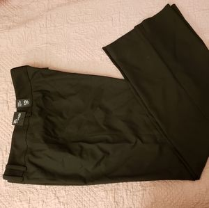 Limited black pants